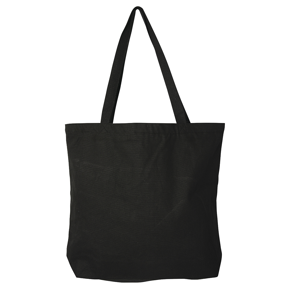 Picture of Valkaz Cotton Tote With Zipper