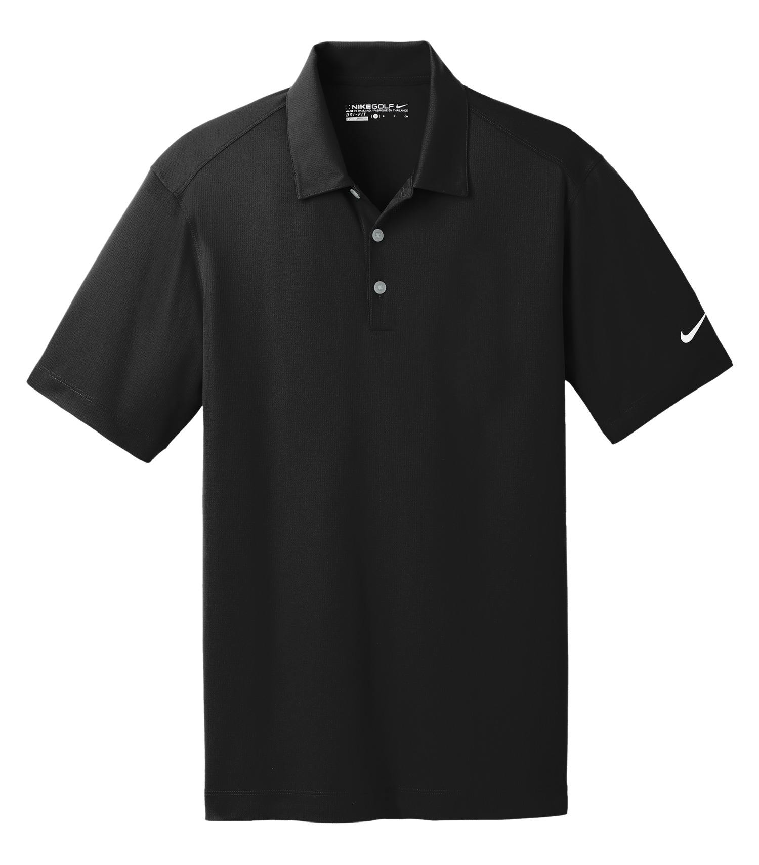 Picture of Nike Dri-Fit Vertical Mesh Polo