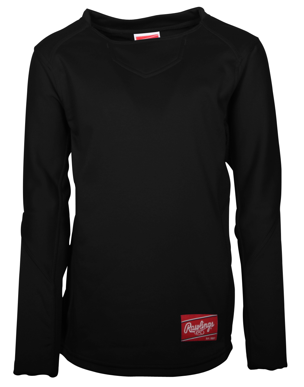 Picture of Rawlings Fleece Pullover Youth Jacket