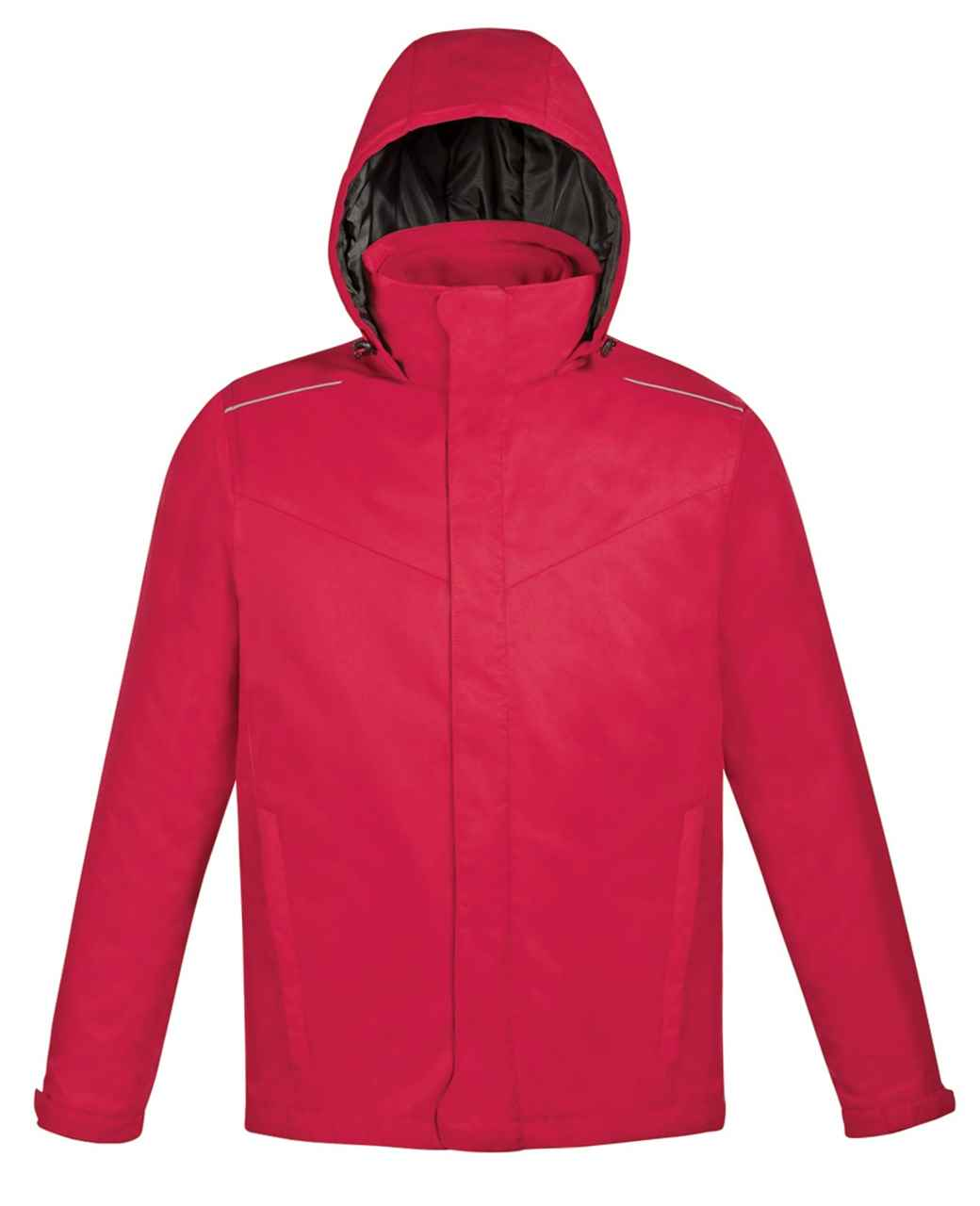 Picture of Core365 Men's 3-In-1 Jacket With Fleece Liner