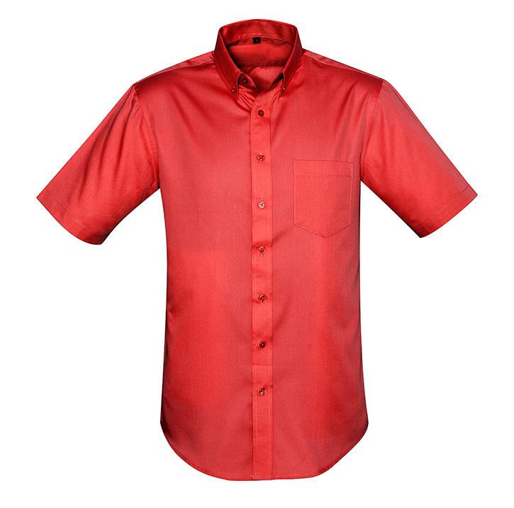 Picture of Biz Collection Dalton Mens Short Sleeve Shirt