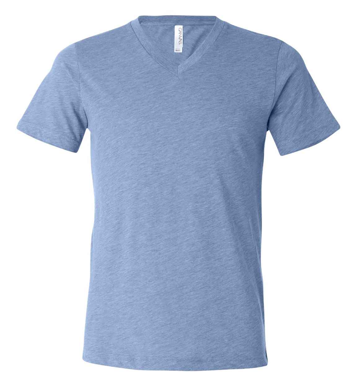 Picture of Bella Canvas Unisex Triblend V-Neck Tee