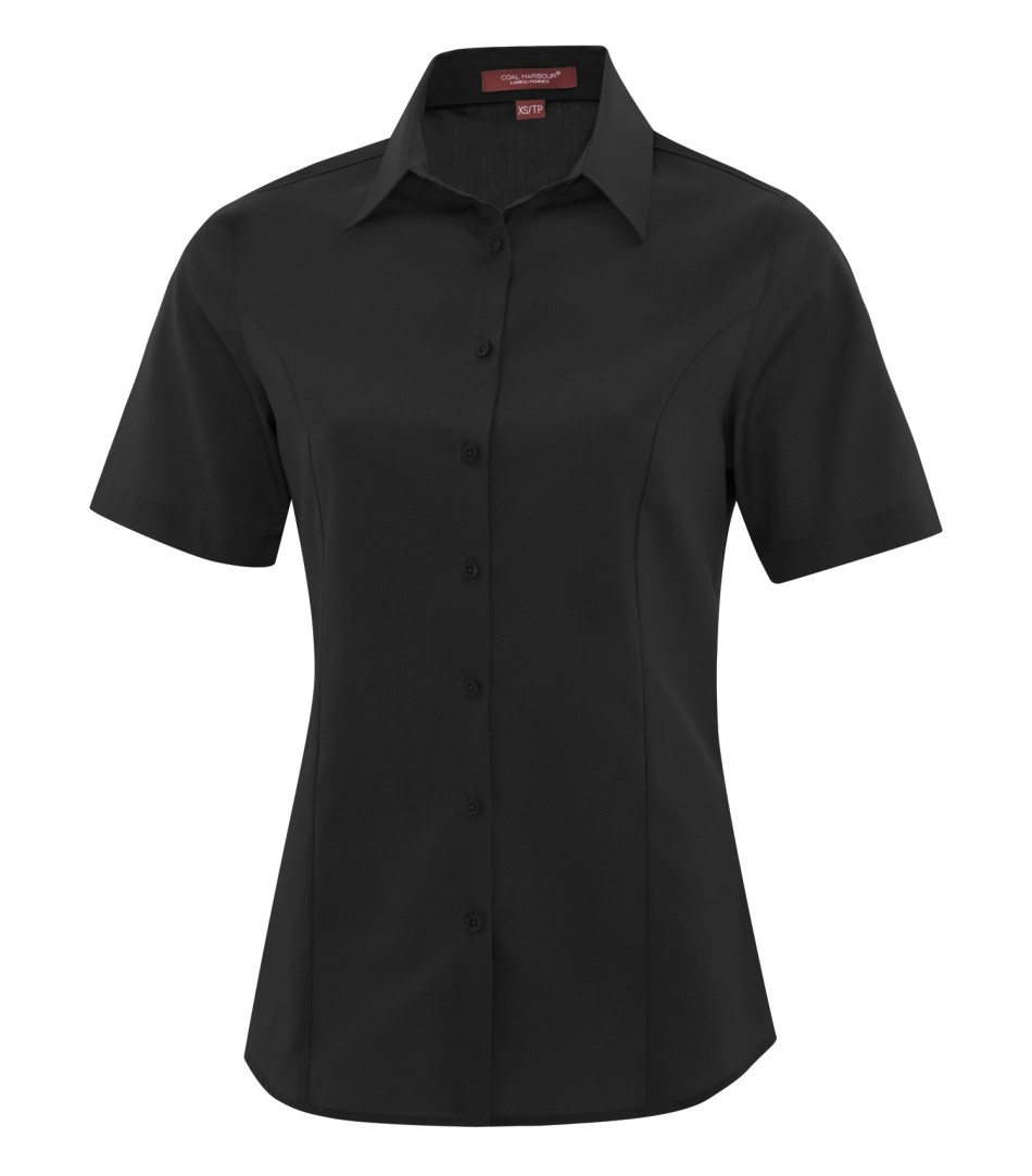 Picture of Coal Harbour Everyday Short Sleeve Woven Ladies' Shirt