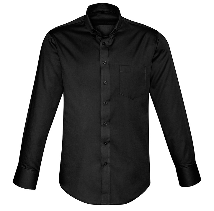 Picture of Biz Collection Dalton Mens Long Sleeve Shirt