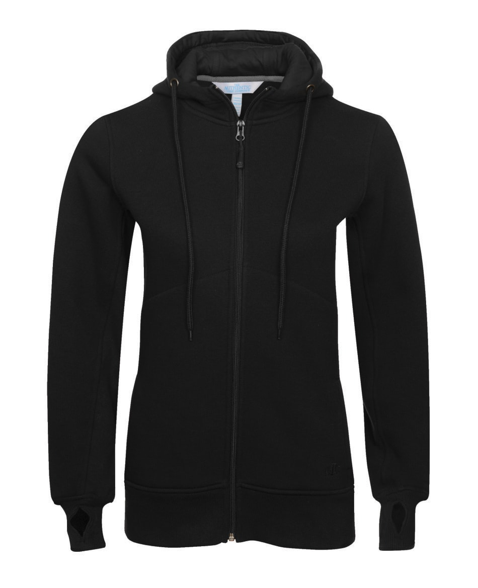 Picture of ATC Pro Fleece Full Zip Hooded Ladies' Sweatshirt