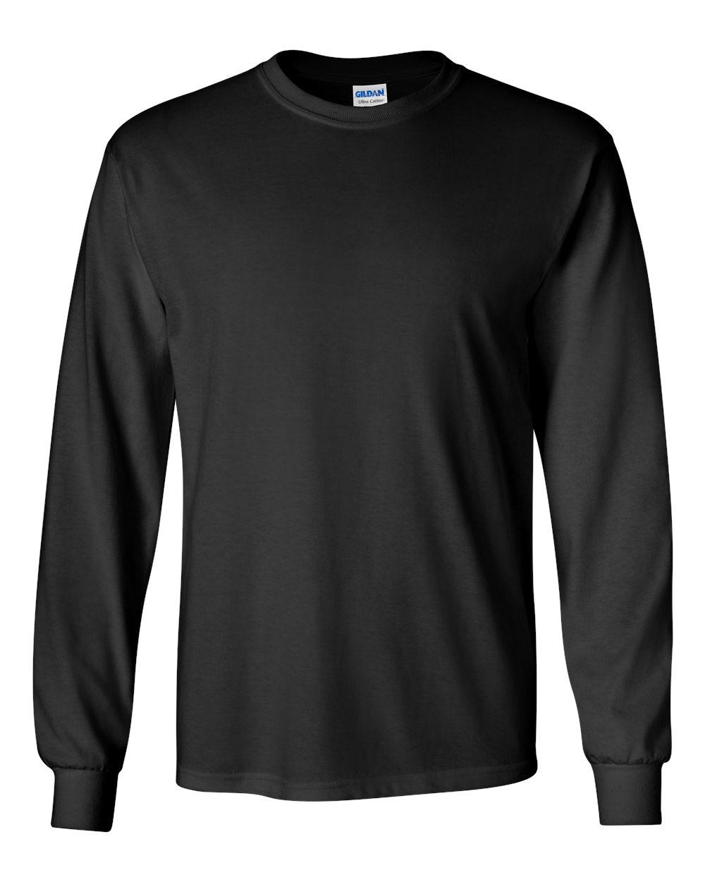Picture of GILDAN Ultra Cotton Long Sleeve T-Shirt