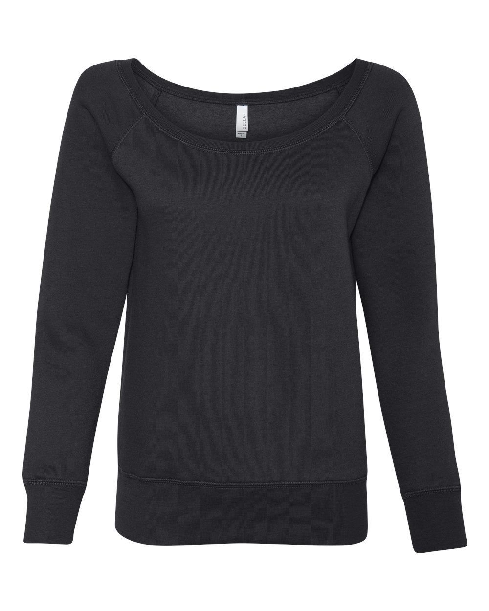 Picture of Bella Canvas Sponge Fleece Wide Neck Sweatshirt