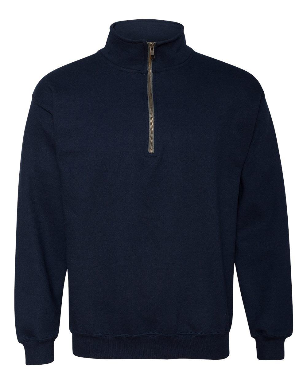 Picture of Gildan Heavy Blend Vintage 1/4 Cadet Collar Sweatshirt