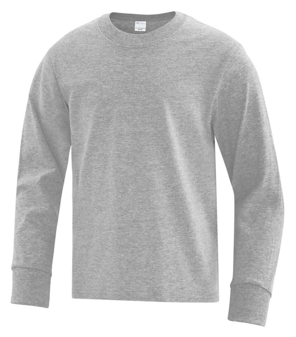 Picture of ATC Youth Everyday Cotton Long Sleeve Tee