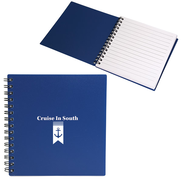Picture of Even Writer Square Notebook