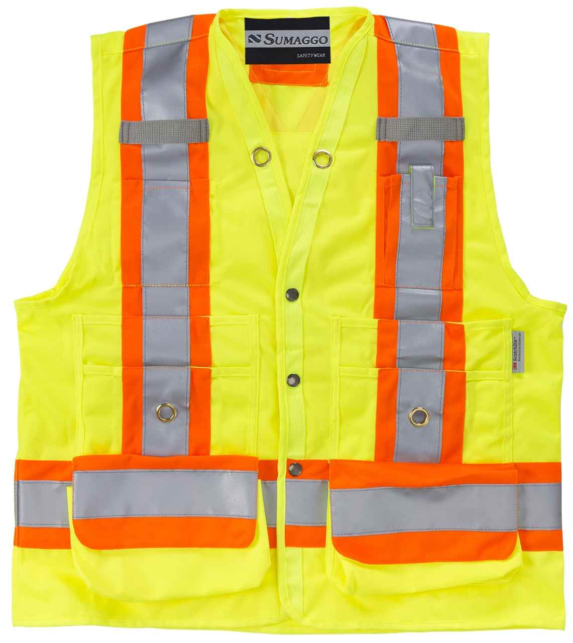 Picture of High Visibility Surveyor Vest