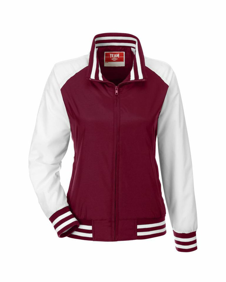 Picture of Team 365 Women Varsity Jacket