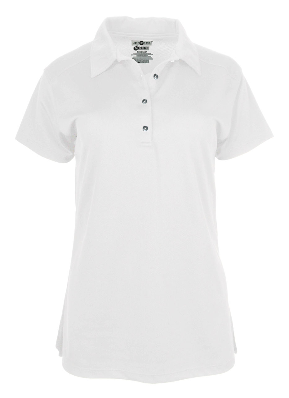 Picture of Jerzees Sport Ladies Micro Mesh Sport Shirt