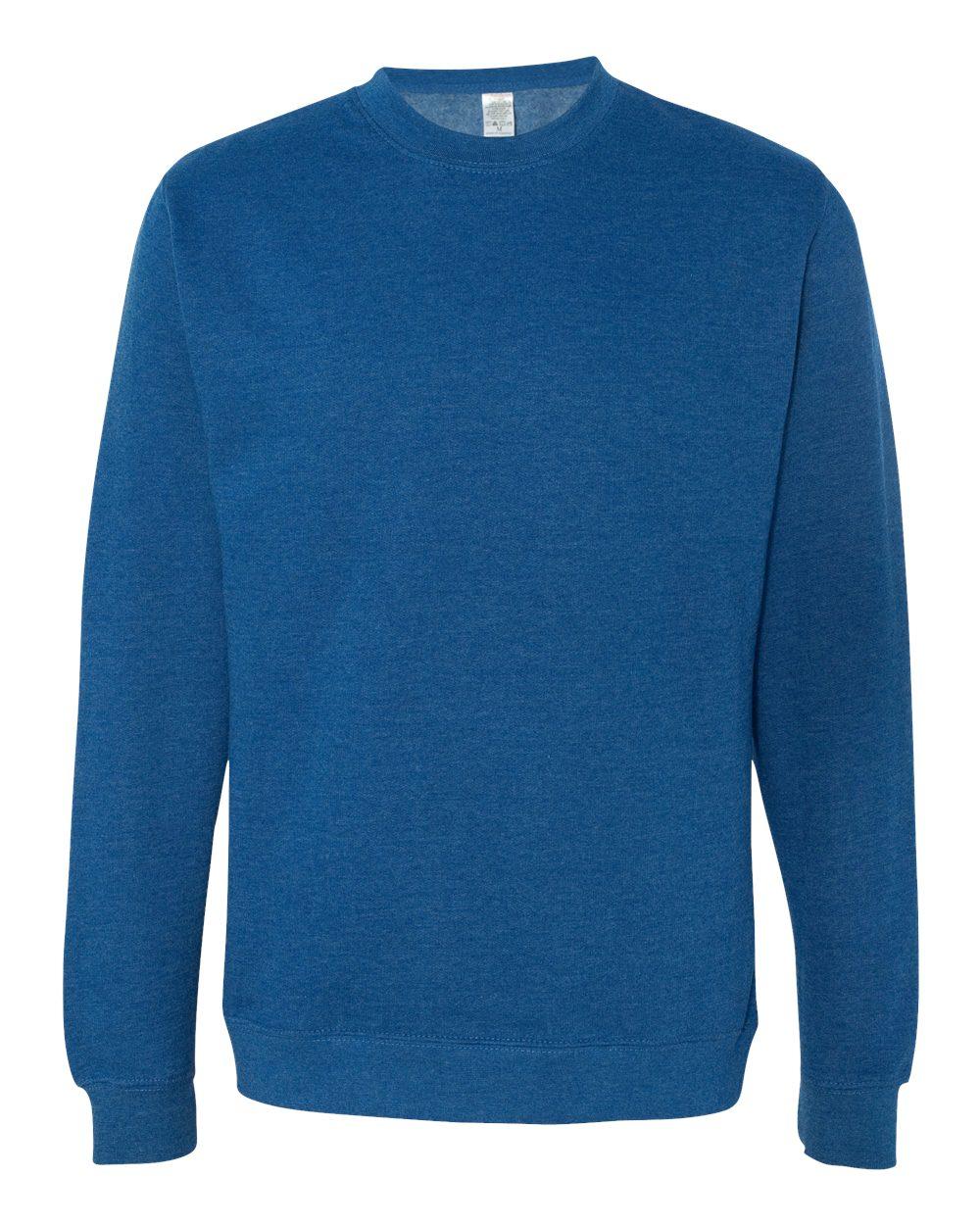 Picture of Independent Adult Midweight Crewneck Sweatshirt