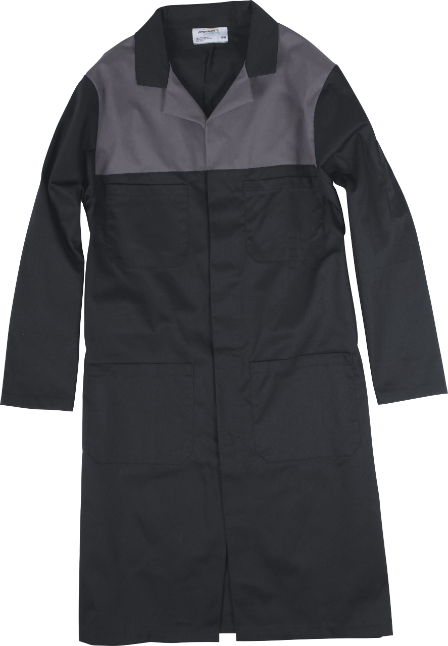 Picture of Premium Uniforms Two-Tone Shop Coat