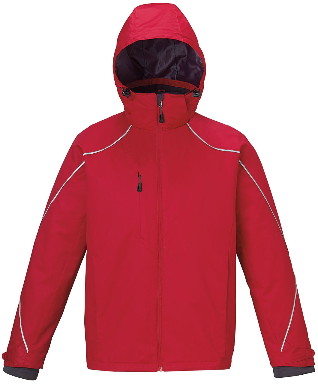 Picture of North End Angle Men's 3-in-1 Bonded Fleece Liner Jacket