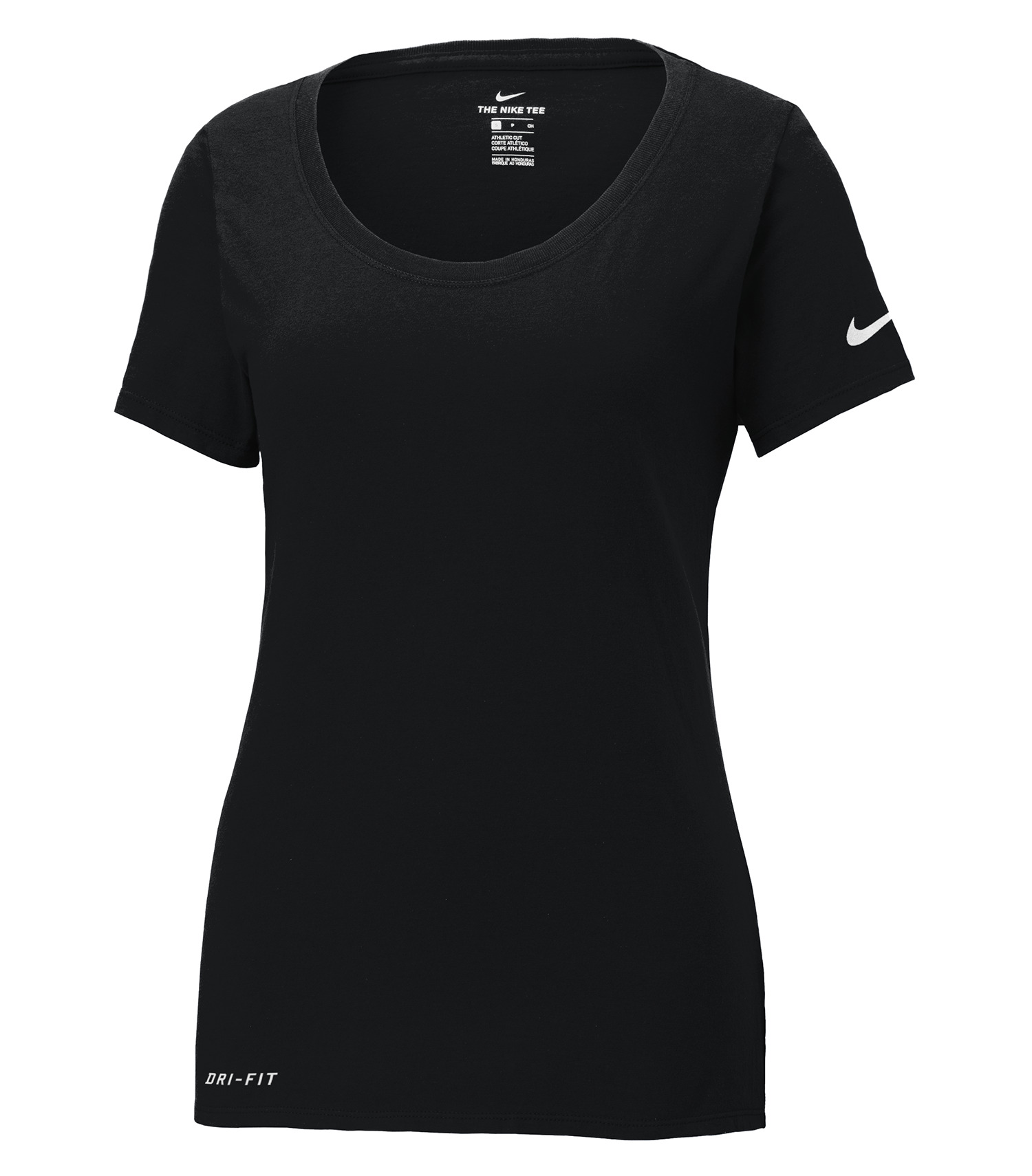 Picture of Nike Dri-Fit Cotton/Poly Scoop Neck Ladies' Tee