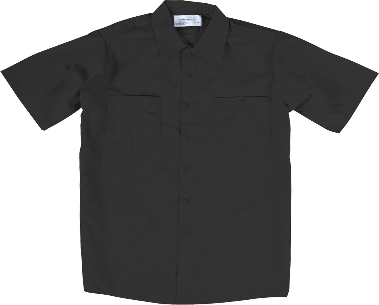 Picture of Premium Uniforms Short Sleeve Poly/Cotton Work Shirt